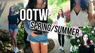 Spring/Summer OOTW (May 2017)