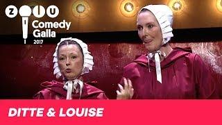 ZULU Comedy Galla 2017 - Ditte & Louise