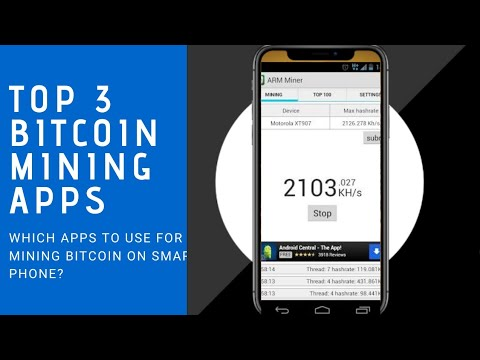 Top Best Bitcoin Mining Apps Android Review