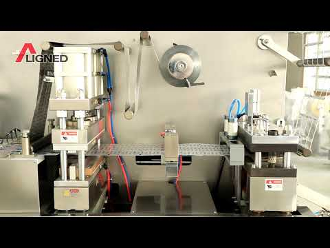 Oral Dissolvable Film Strip Packing Machine