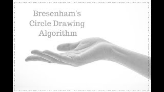 Bresenham Line Drawing Algorithm Derivation : Midpoint line algorithm