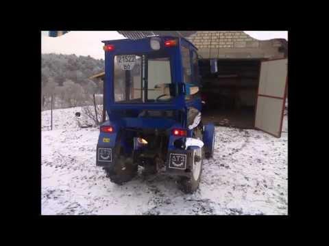 трактор своїми фото на міні кабіна руками