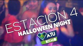 """A TU RITMO - Cuarta estación """"Camino al Set"""" (Halloween Night)"""