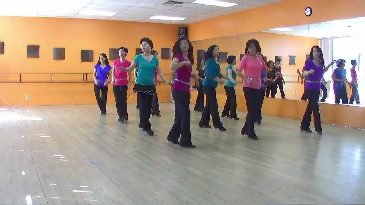 Rise Above - Line Dance (Dance & Teach in English & 中文) - YouTube