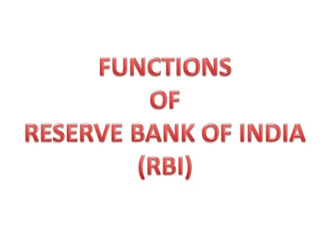 functions of reserve bank of india The reserve bank of india was established in 1935 under the provisions of the reserve bank of india act, 1934 in calcutta, eventually moved permanently to mumbai though originally privately owned, was nationalized in 1949.