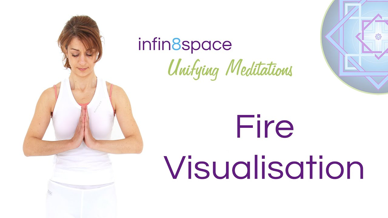 30 mins Fire Visualisation by Andrea Teja | Infin8space