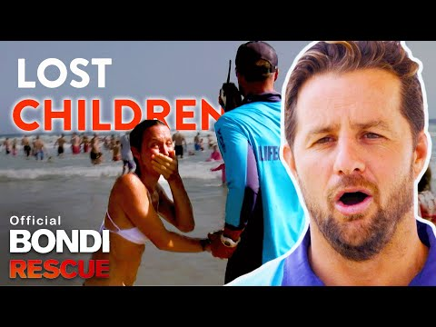 LOST Children at Bondi Beach