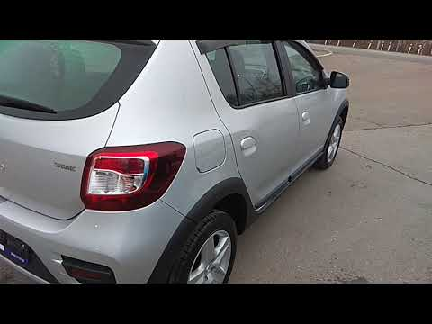Купить Рено Сандеро Степвей (Renault Sandero Stepway) 2016 г с пробегом бу в Саратове Элвис Trade In
