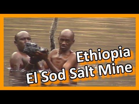 Ethiopia 2007 064 - El Sod salt mine