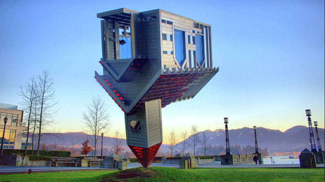 10 Strangest Buildings In The World Youtube