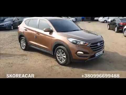 Hyundai Tucson 2016 NEW 2.0 TDi за 9470$ . Авто Из Южной Кореи