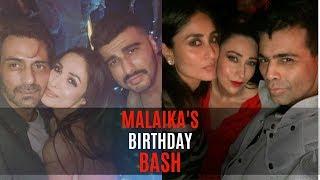 Malaika Arora parties the night away with Kareena Kapoor Khan, Arjun Kapoor & girl gang | SpotboyE