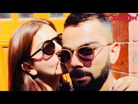 Virat Kohli Shares A Romantic Selfie With Wifey Anushka Sharma & More Mp3
