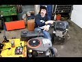 Cub Cadet Zero Turn Repower: Kohler To Briggs - with Taryl