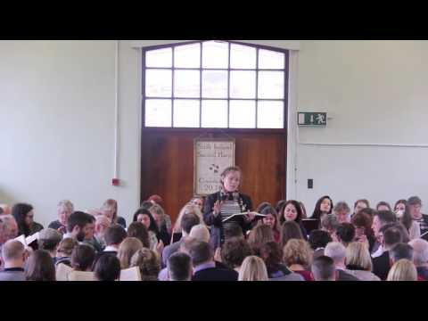 320 Funeral Anthem - Sixth Ireland Sacred Harp Convention, 2016