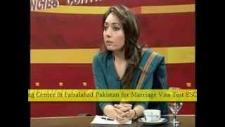 sharmeela Farooqi unsuccessfully defends president zardari in Newsline  English Council Videos