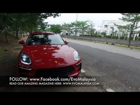 Evo Malaysia com | 2017 Facelift Porsche Macan S Full In Depth Review