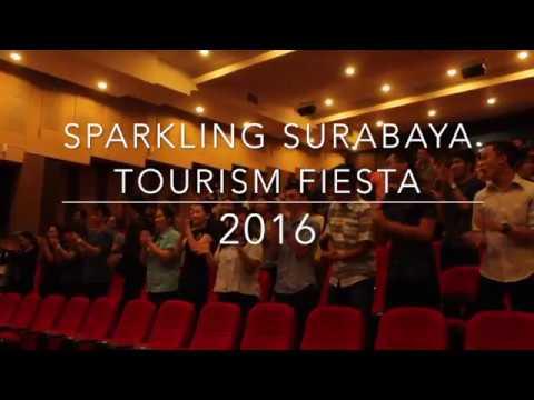 Teaser Sparkling Surabaya Tourism Fiesta