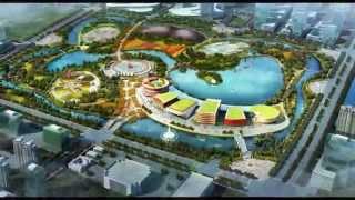 Jiangxia Central Park Short Version   Dsh Architecten Den Haag