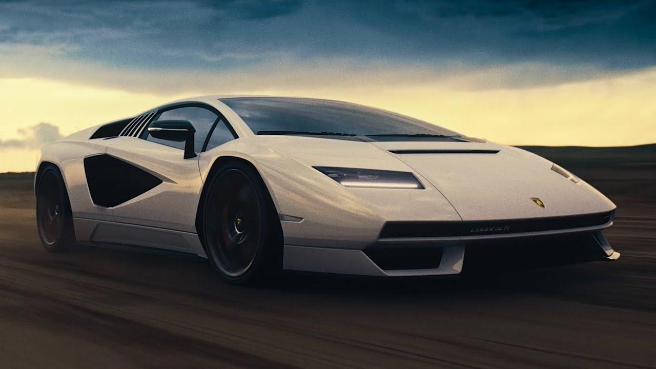 Download Lamborghini Countach LPI 800-4: the eternal return