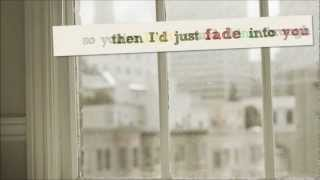 Sam Palladio & Clare Bowen - Fade into You (Nashville Soundtrack) [Lyric Video]
