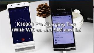 "OUKITEL K10000 Pro 5.5"" Octa-core 4G Phone w/ 3GB RAM 32GB ROM - Black"