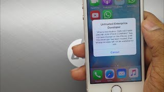 how to install 2 Whatsapp on iphone ios 9,9.0.2,9.1,