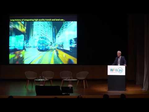 Walk21 Hong Kong Conference | Prof. Peter Newman | Day 4