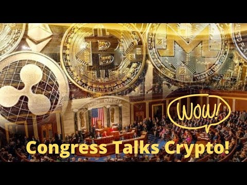 Congress talks Crypto & PayPal Exec Says Federal Reserve System Needs Fundamental Change at hearing