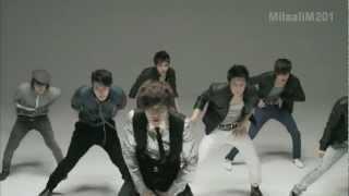 Let's dance - Super Junior - Super Girl