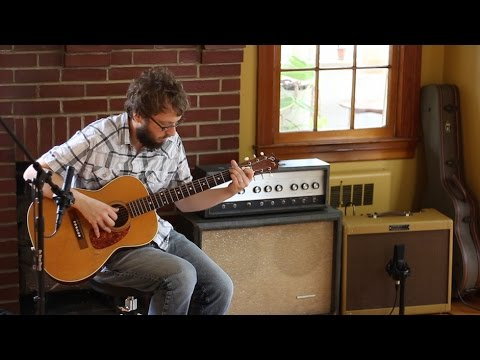 Nick Drake Inspired Chord Voicings - Open D Fingerstyle Guitar Lesson