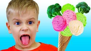 Do You Like Broccoli Ice Cream? with Dima Family Show
