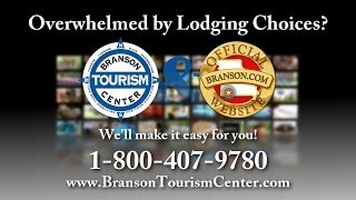 Lodging Choices - We Make It Easy!