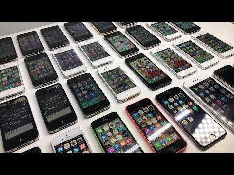 Hugh Jeffreys iPhone