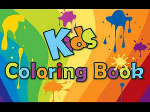 [Game] Kids Coloring Book   Android App