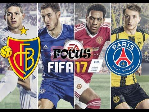 FOCUS : Ligue des champions : Groupe A : FC Bâle vs Paris Saint Germain