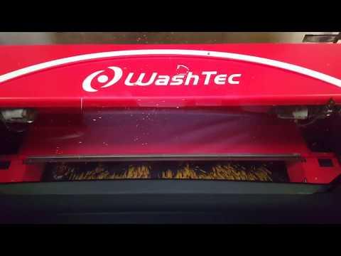 TIGER WASH BEI ESSO für 8.90 Euro-Der Baumharz Test 😊😉 Varel Tankstelle-WashTec