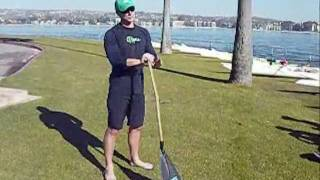 Outrigger Canoe OC1 Clinic: Introduction-Part 1