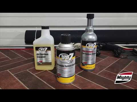The Mighty Minute - Ep. 11:  Performing A GDI Intake Cleaning