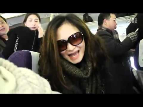 "叶蓓蕾Beilei - Shanghai Airline plays ""The Most Romantic Wedding"""