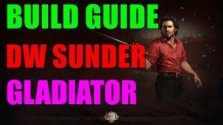 [3.0] Build Guide - Dual Wield, Sunder, Bleed, Gladiator - Path of Exile  [deutsch / german]