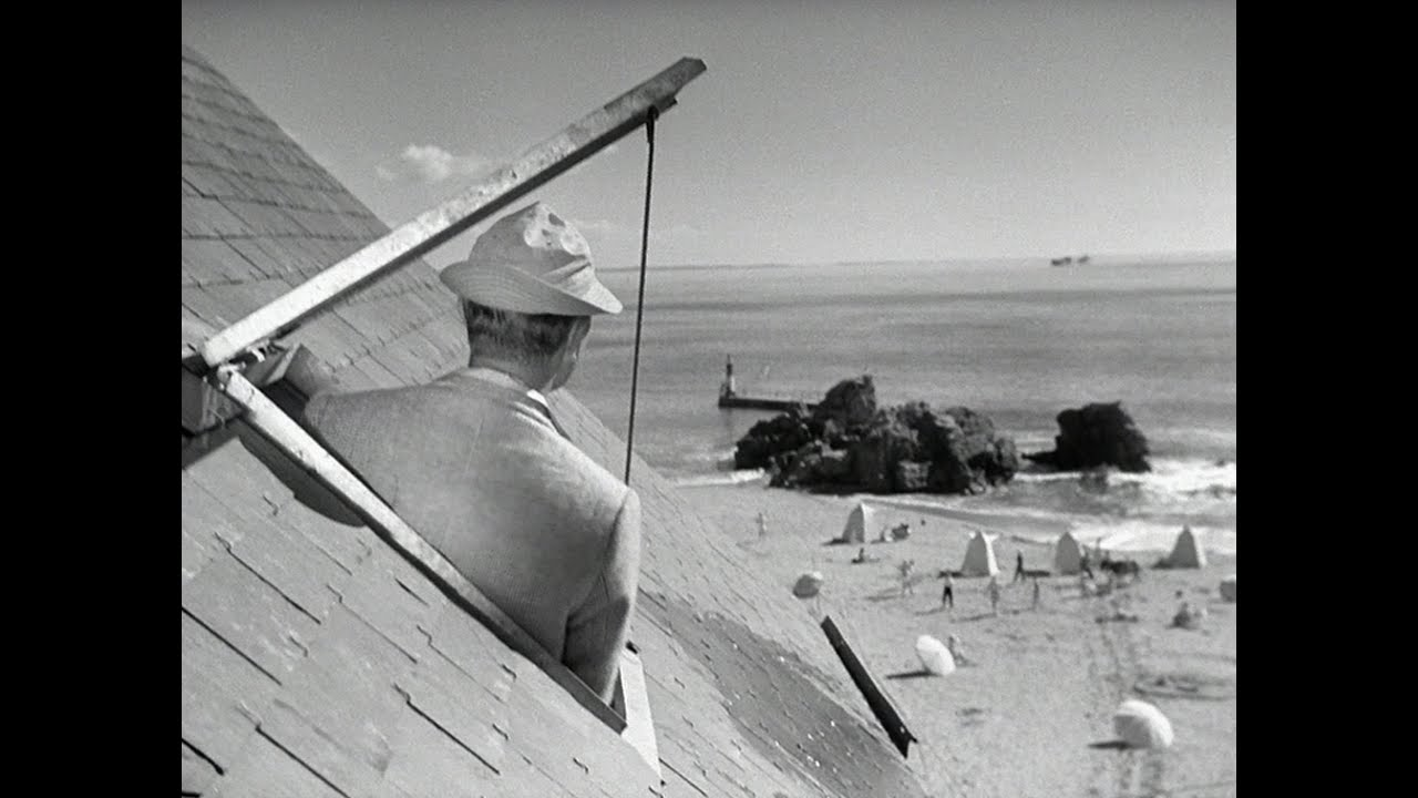 Resultado de imagen de las vacaciones del señor hulot