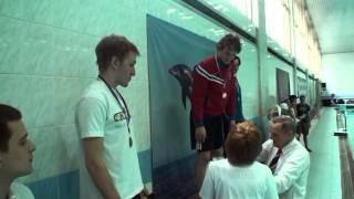 Награждение на водно - спортивном празднике в МГТУ