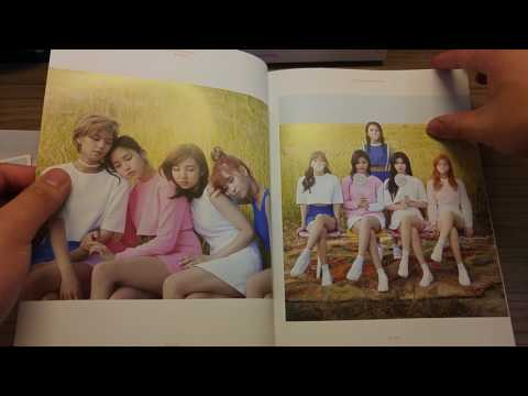 Thumbnail: TWICE《TWICEcoaster: LANE 1 MONOGRAPH》UNBOXING