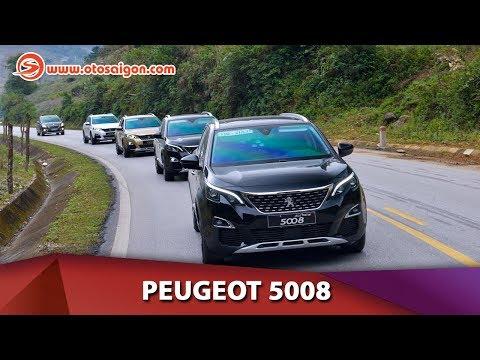 Đánh giá nhanh Peugeot 5008 mới: chất từ trong ra ngoài