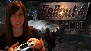 Fallout 4 with GamerMeg! (PS4 Live Stream #3)