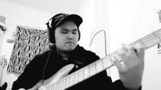 Diana Ross - I'm Coming Out [Bass Cover]