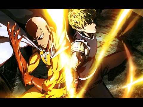 One Punch Man Opening - 1 Hour
