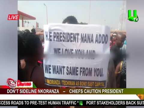 Don't sideline Nkoranza - Chiefs caution Nana Addo