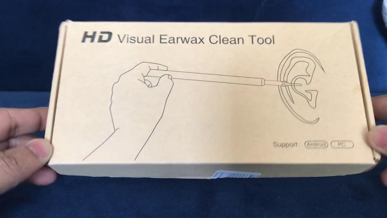 Visual Earwax Clean Tool Earwax Tool Earwaxclenaingtool